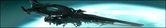 Imperial Battlecruiser Banner
