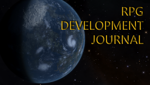 RPG Journal - the Blog