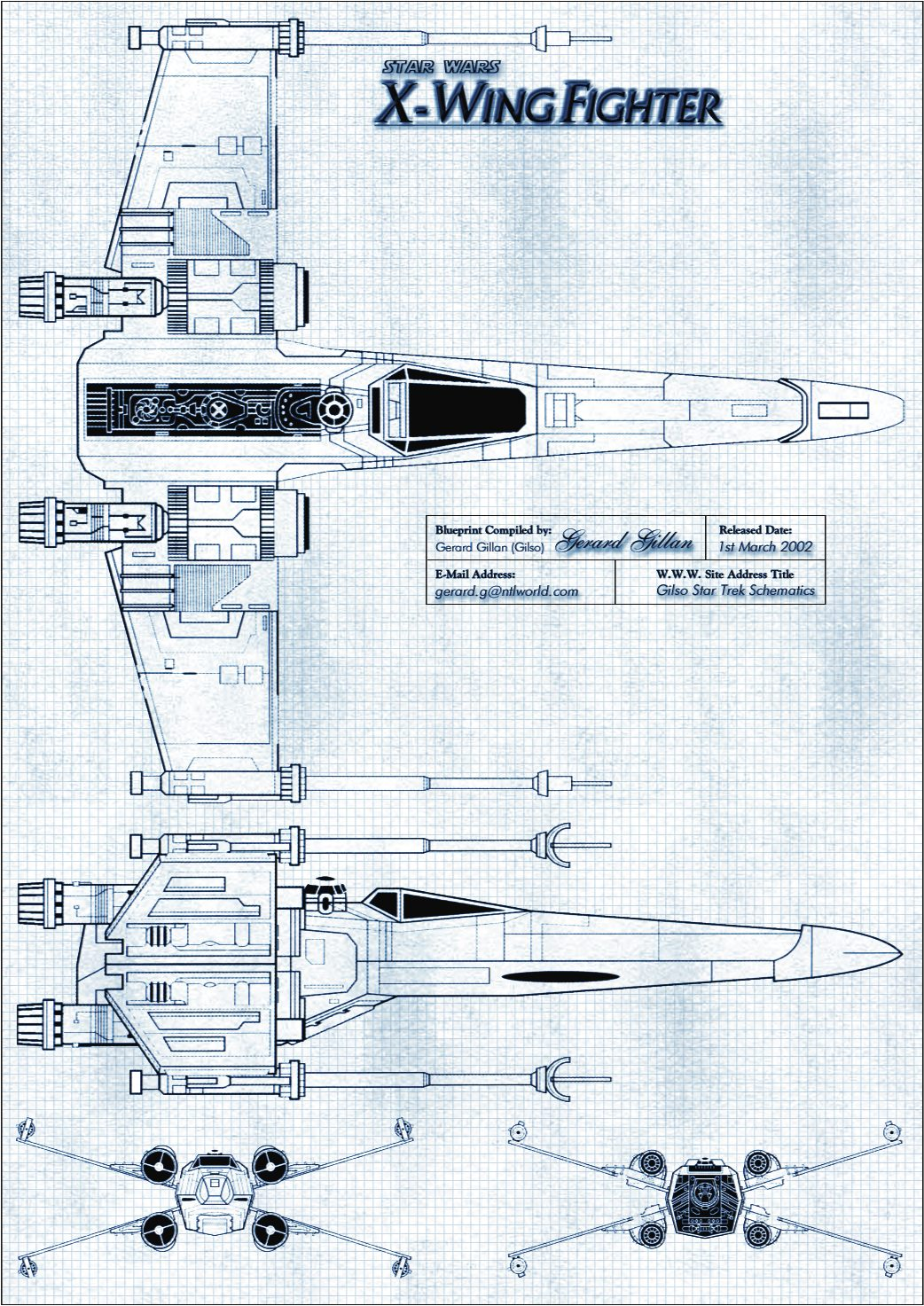 Blueprints of Ships and Vessels from the Star Wars Franchise (Page on a wing fighter schematics, slave 1 schematics, b-wing schematics, at-at schematics, y-wing schematics, tie interceptor schematics, minecraft schematics, halo warthog schematics,