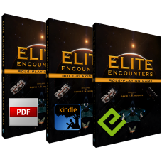 Elite Encounters Role-playing Game - TRIPLE EDITION